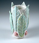 Ceramic Vase by Carol Barclay