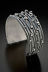 Silver Bracelet by Delias Thompson