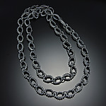 Silver Necklace by Dahlia Kanner