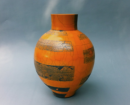 Clemantine - Ceramic Vase - by Paul Schneider