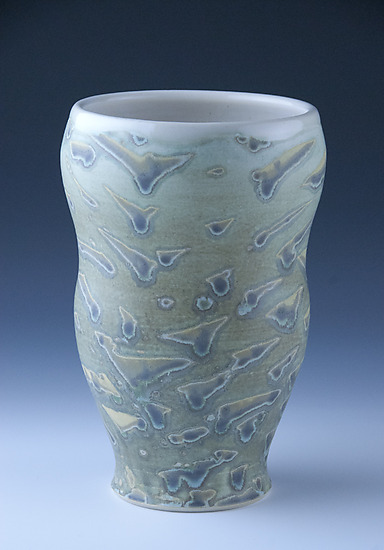 Untitled Vase 1003 - Ceramic Vase - by Ben Howort