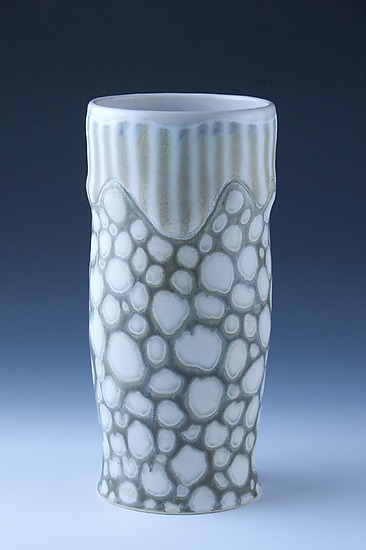 Untitled Vase 1006 - Ceramic Vase - by Ben Howort