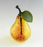 Art Glass Perfume Bottle by Garrett Keisling