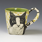 Ceramic Mug by Hannah Niswonger 