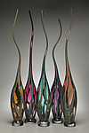 Art Glass Sculpture by Victor Chiarizia