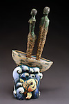 Ceramic Sculpture by Cathy Broski