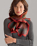 Wool Scarf by Jenne Giles