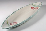Ceramic Tray by Carol Barclay