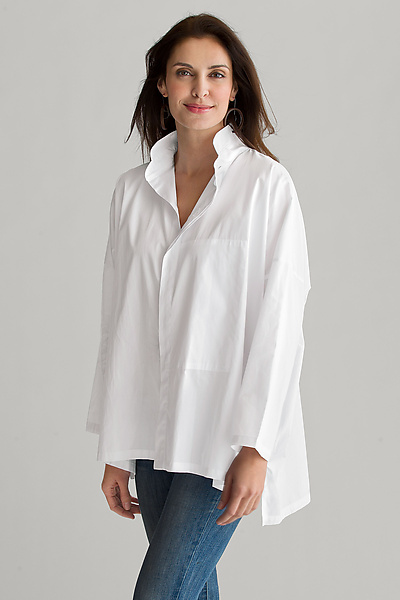 Signature Shirt - Cotton Woven Shirt - by Planet Clothing