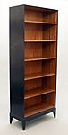 Wood Bookcase by Cosmo Barbaro