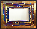 Art Glass Mirror by Thomas Meyers