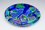 Art Glass Bowl by James Nevitt