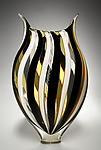 Art Glass Vessel by David Patchen