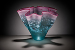 Art Glass Bowl by Curt Brock