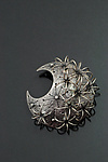 Silver Brooch by Sooyoung Kim