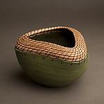 Ceramic Bowl by Hannie Goldgewicht