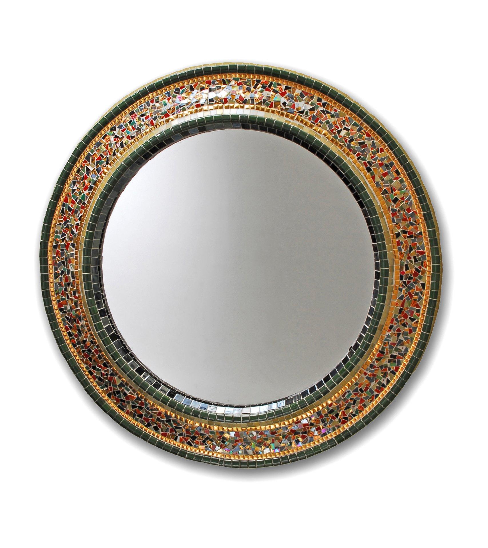 Nancy pollock nancy pollock studio artist profile for Mosaic mirror