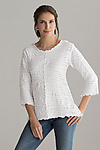 Knit Top by Carol Turner