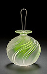 Art Glass Perfume Bottle by Mary Angus