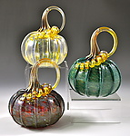 Art Glass Sculpture by Drew Hine