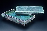 Ceramic Box by Eileen Young