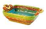 Ceramic Casserole by Laurie Pollpeter Eskenazi