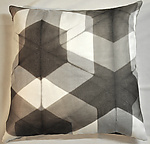 Silk Pillow by Michael  Kane