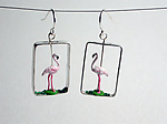 Silver Earrings by Kristin Lora