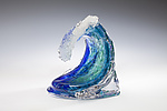 Art Glass Sculpture by Geoff Lee