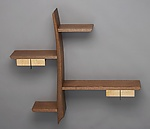 Wood Shelf by Brian Hubel