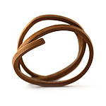 Wood Bracelet by Gustav Reyes