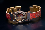 Metal Women's Watch by Eduardo Milieris