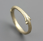 Gold Ring by Sarah Hood