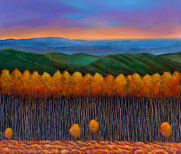 Aspen Perspective - Giclee Print - by Johnathan Harris