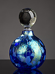 Art Glass Perfume Bottle by Bryce Dimitruk