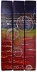 Art Glass Wall Art by Carol Carson