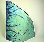 Art Glass Sculpture by Carol Carson