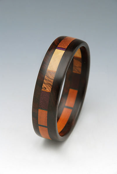 Simple Bracelet - Wood Bracelet - by Martha Collins
