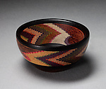 Wood Bowl by Martha Collins