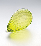 Art Glass Ornament by Cal Breed
