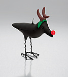 Polymer Clay Ornament by Kamilla White