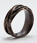 Bronze Bracelet by Nancy Linkin