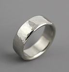 Palladium Ring by Sarah Hood
