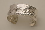 Silver Bracelet by Nancy Worden