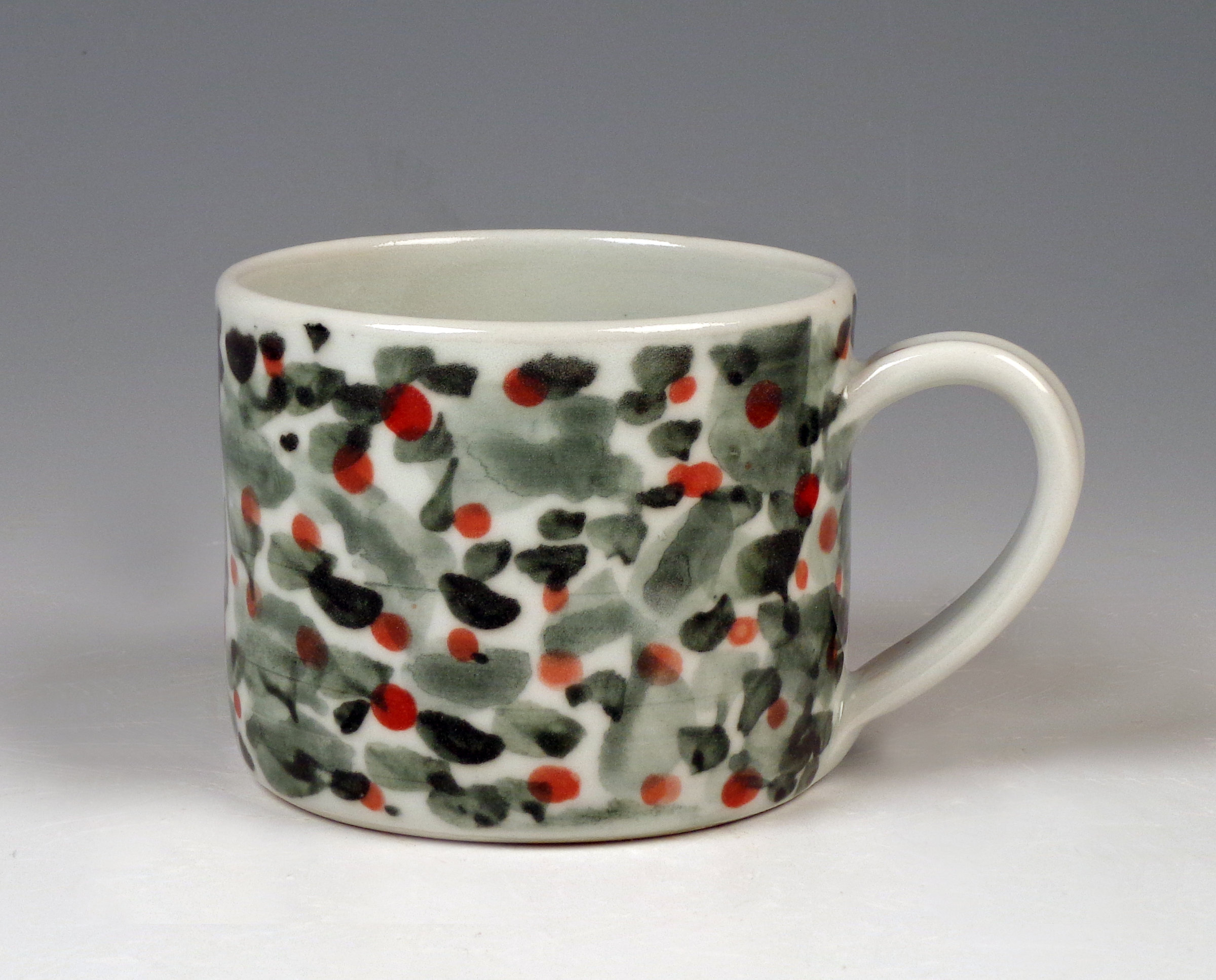 Lin xu linxu studio artist profile artful home for How to paint ceramic mugs at home