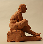 Ceramic Sculpture by Matthew Feuer