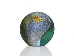 Art Glass Paperweight by David Royce