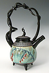 Ceramic Teapot by Suzanne Crane