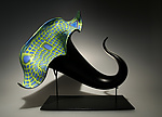 Art Glass Sculpture by David Patchen