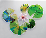 Art Glass Wall Art by Alice Benvie Gebhart